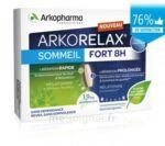 Acheter Arkorelax Sommeil Fort 8H Comprimés B/15 à DIGNE LES BAINS