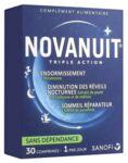 Acheter Novanuit Triple Action Comprimés B/30 à DIGNE LES BAINS