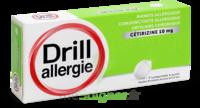 Drill 10 Mg Comprimés à Sucer Allergie Cétirizine Plq/7 à DIGNE LES BAINS