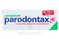 Parodontax Dentifrice Gel Fluor 75ml X2 à DIGNE LES BAINS
