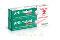 Pierre Fabre Oral Care Arthrodont Dentifrice Classic Lot De 2 75ml à DIGNE LES BAINS
