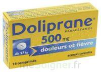 Doliprane 500 Mg Comprimés 2plq/8 (16) à DIGNE LES BAINS