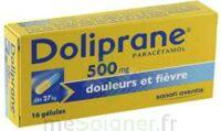 Doliprane 500 Mg Gélules B/16 à DIGNE LES BAINS