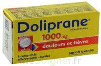 Doliprane 1000 Mg Comprimés Effervescents Sécables T/8 à DIGNE LES BAINS