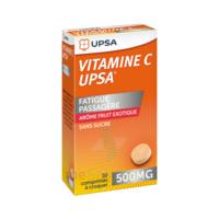 Vitamine C Upsa 500 Mg Fruit Exotique, Comprimé à Croquer à DIGNE LES BAINS