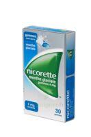 Nicorette 4 Mg Gom à Mâcher Médic Sans Sucre Menthe Glaciale Plq/30gom à DIGNE LES BAINS