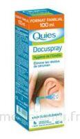 Quies Docuspray Hygiene De L'oreille, Spray 100 Ml à DIGNE LES BAINS