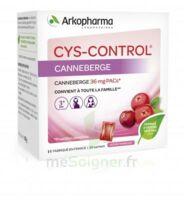 Cys-control 36mg Poudre Orale 20 Sachets/4g à DIGNE LES BAINS
