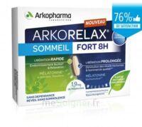 Arkorelax Sommeil Fort 8h Comprimés B/15 à DIGNE LES BAINS