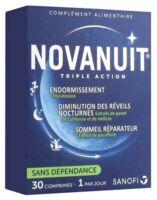 Novanuit Triple Action Comprimés B/30 à DIGNE LES BAINS