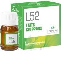 Lehning L52 Solution Buvable En Gouttes Fl/30ml à DIGNE LES BAINS