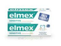 Elmex Sensitive Dentifrice, Tube 75 Ml, Pack 2 à DIGNE LES BAINS