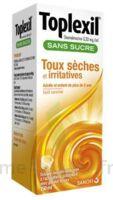 Toplexil 0,33 Mg/ml Sans Sucre Solution Buvable 150ml à DIGNE LES BAINS