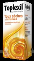 Toplexil 0,33 Mg/ml, Sirop 150ml à DIGNE LES BAINS