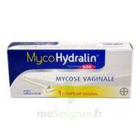 Mycohydralin 500 Mg, Comprimé Vaginal à DIGNE LES BAINS