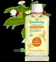 Puressentiel Articulations & Muscles Huile De Massage Bio** Effort Musculaire - Arnica - Gaulthérie - 100 Ml à DIGNE LES BAINS