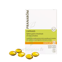 Pranarom Oleocaps 2 Caps Confort Gastro-intestinal à DIGNE LES BAINS