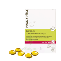 Pranarom Oleocaps 5 Caps Confort Gynécologique & Urinaire à DIGNE LES BAINS