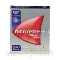 Nicoretteskin 25 Mg/16 H Dispositif Transdermique B/7 à DIGNE LES BAINS