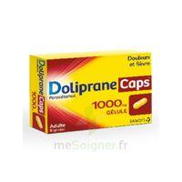 Dolipranecaps 1000 Mg Gélules Plq/8 à DIGNE LES BAINS