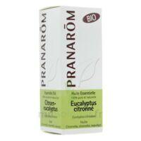 Huile Essentielle Eucalyptus Citronne Bio Pranarom 10 Ml à DIGNE LES BAINS