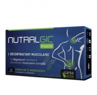 Nutralgic Muscle Comprimés Décontractant Musculaire B/14 à DIGNE LES BAINS