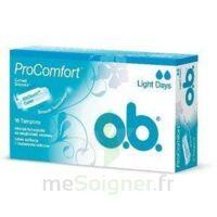 Ob Pro Comfort, Light Flow , Bt 16 à DIGNE LES BAINS