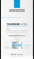 Toleriane Solution Démaquillante Yeux 30 Unidoses/5ml à DIGNE LES BAINS