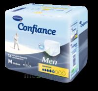 Confiance Men Slip Absorbant Jetable Absorption 5 Gouttes Medium Sachet/14 à DIGNE LES BAINS