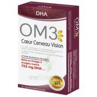 Om3 Dha Coeur Cerveau Vision Caps B/60 à DIGNE LES BAINS