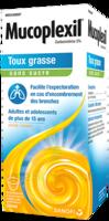 Mucoplexil 5 % Sirop édulcoré à La Saccharine Sodique Sans Sucre Adulte Fl/250ml à DIGNE LES BAINS