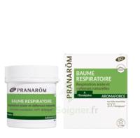 Aromaforce Baume Pectoral Bio 80ml à DIGNE LES BAINS