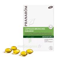 Aromaforce Caps Bronches Bio B/30 à DIGNE LES BAINS