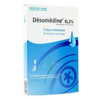 Desomedine 0,1 % Collyre Sol 10fl/0,6ml à DIGNE LES BAINS