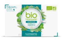 Nutrisanté Infusions Bio Respiratoire 20 Sachets à DIGNE LES BAINS