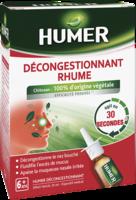 Humer Décongestionnant Rhume Spray Nasal 20ml à DIGNE LES BAINS