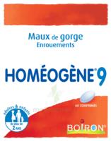 Boiron Homéogène 9 Comprimés à DIGNE LES BAINS
