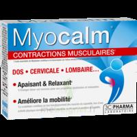 Myocalm Comprimés Contractions Musculaires B/30 à DIGNE LES BAINS