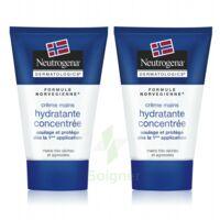 Neutrogena Crème Mains Hydratante Concentrée 2t/50ml à DIGNE LES BAINS