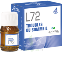 Lehning L72 Solution Buvable En Gouttes 1fl/30ml à DIGNE LES BAINS