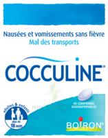 Boiron Cocculine Comprimés Orodispersibles B/40 à DIGNE LES BAINS